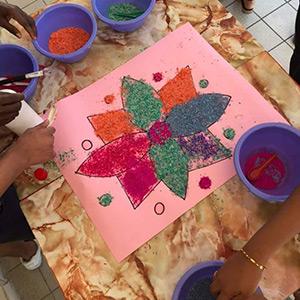 Colourful Deepavali celebration