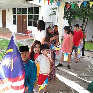 Malaysia Day's celebration